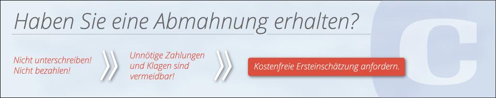 Abmahnung Filesharing Kanzlei Janke Schult Fachanwalt Für